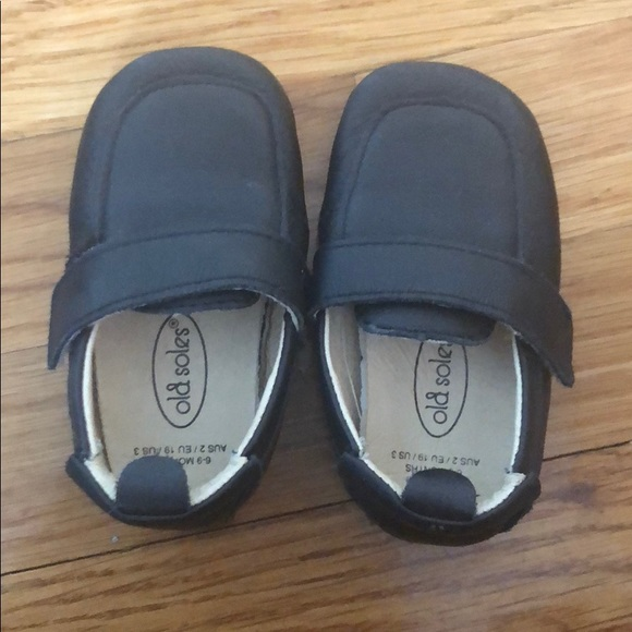 shoe size for 18 month old boy